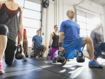 One Month of Unlimited Gym Classes for One ($19) or Two people ($29) at Hipe Athletic (Up to $472 Value)