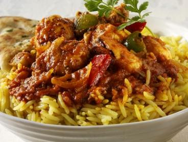 $10 for Takeaway Curry with Rice and Naan from One MB (Up to $25.50 Value)