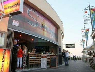 From $149 for a Four-Hour Party Package including Bottle of Wine and Finger Food at Marina Sunset Bar (From $551 Value)