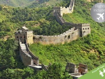 China: From $1,399 Per Person (+ US$90 Tipping) for a Nine-Day Tour, Flights and Airport Transfers with Merry Travel