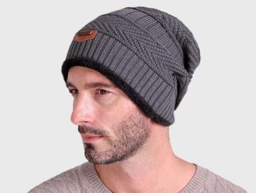 Enjoy Toasty Warm Ears Despite the Cold with This Stretch Fit Fleece Lined Beanie! This Beanie is Perfectly Lined with Super Acrylic Knit So You Can Tackle the Chilly Outdoors with Ease. Only $14 with Delivery Included
