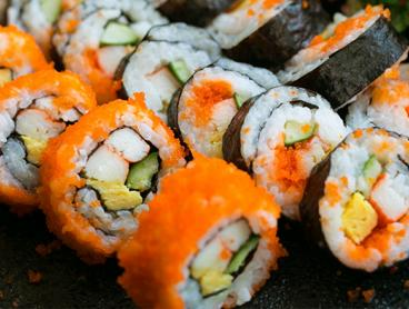 Just $34 for a Premium 50-Piece Sushi Sharing Platter (Value $92)