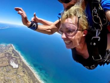 $199 (Plus $35 APF and Administration Levy) for a Tandem Skydive from Up to 15,000ft with Skydive Great Ocean Road