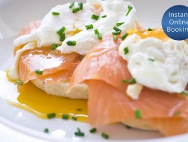Choice of Breakfast and Drink for One ($14), Two ($28) or Four People ($56) at The Lane Sydney (Up to $103.60 Value)