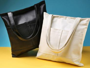 Get a Classic Bag to Suit All Occasions with This Tote Handbag! This Stylish Bag is Simple and Elegant with So Many Great Colours to Choose From. Only $19