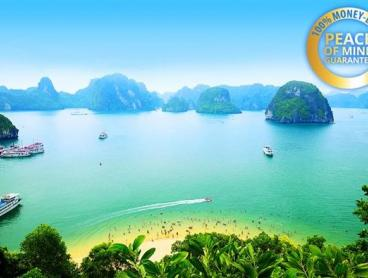 10 Day South to North Vietnam Tour