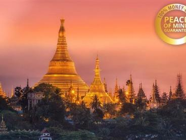 Amazing 9 Day Myanmar Tour