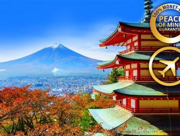 8 Day Tour of Ancient Japan