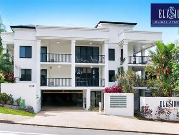 Palm Cove - Modern Apartment Stay by the Ocean