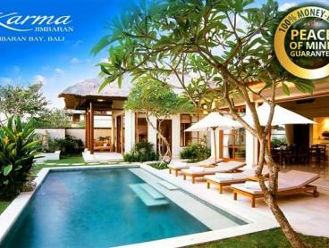 Jimbaran 5-Star Luxury Stay for Four
