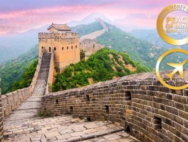 13 Day China Tour + Flights & More