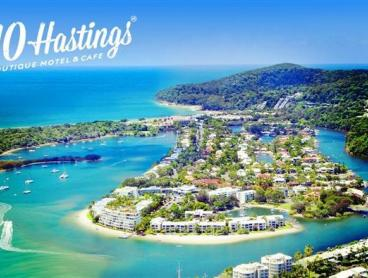 Stunning Boutique Noosa Hotel for 2