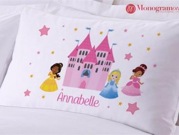 Personalised Kids Pillowcase