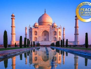15 Day India Tour w/ Hotel Stays