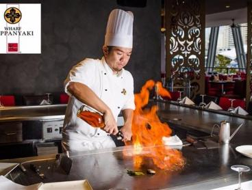 9-Course Lobster Teppanyaki Feast