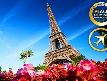 17-Day Europe Tour Pkg with Flights