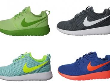 $79 for Nike Roshe Run Shoes in Men's and Women's Styles (Don't Pay $120)
