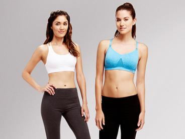 Save on Hanes Sports Bras - 4 pack