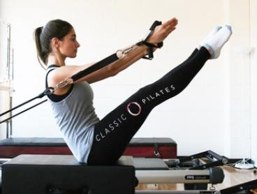 Unlimited Beginner Pilates Classes for Two ($29) or Four Weeks ($49) at Classic Pilates, Hampton (Up to $720 Value)