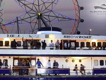 Blues Music Cruise on the Harbour