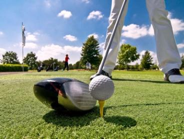 18 Holes of Golf and Beer for One ($15) Two ($29) or Four People ($49) at Rockingham Golf Club (Up to $144 Value)