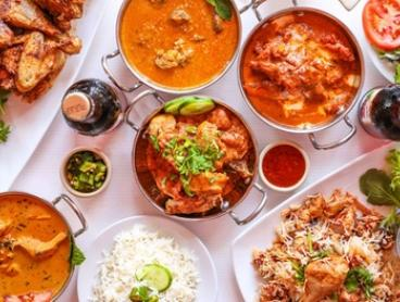 Pakistani Feast with Drinks for Two ($33), or Four People ($66) at Taste of Pakistan (Up to $132 Value)