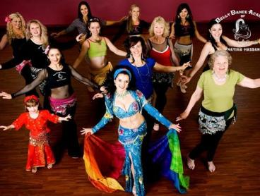 10 Week Belly Dancing Course