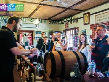 $59 for a Full-Day Barossa Winery Tour including Gourmet Lunch with Groovy Grape Tours (Up to $109 Value)