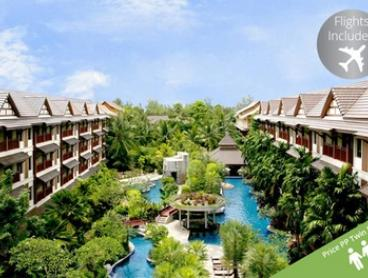 Thailand: From $849 Per Person for an 8 Night Stay with Meals, Flights and Extras at 4* Kata Palm Resort & Spa Phuket