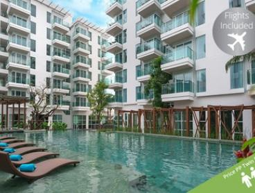 Thailand: From $979 Per Person for a 9-Night Stay with Brekky and Flights at 4.5* Fisherman's Harbor Urban Resort Phuket