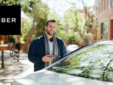 New Customers Only: $3 for $25 to Spend on First Uber Ride
