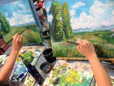 Four-Hour Painting Masterclass for One ($79) or Two ($149) at Inglis Academy (Up to $318 Value)