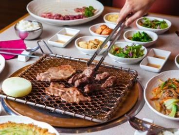 BBQ Feast + Appetiser for 2 ($55), 4 ($99) or 6 ($149) at Paradise Korean Charcoal BBQ Restaurant (Up to $312 Value)