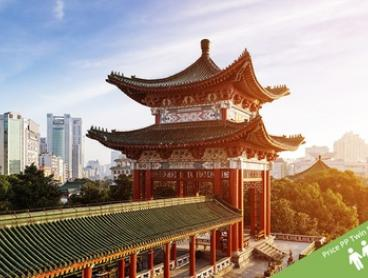 China: From $1,899 (+$130 Tour Tipping) Per Person for a 13-Day Beijing and Xian Tour with Yangtze Cruise