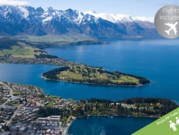 Queenstown: From $1,099 Per Person for a Five-Night Stay at a 5* Mystery Hotel with Flights