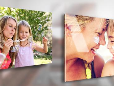 Decorate Your Home with a Unique Touch! Create a Metal or Glass Print of Your Favourite Photo from Just $15 - Available in a Range of Sizes (Valued Up To $345)