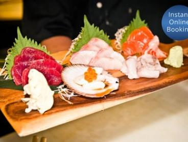 2.5-Hour Sushi and Sashimi Masterclass for One ($59), Two ($99) or Four ($179) at Crane Bar Sydney (Up to $436 Value)