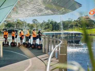 1-Hour Riverbank Segway Tour