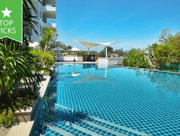 Thailand, Phuket: Five or Seven-Night Resort Stay for Two or Four People with Privileges Card at Sansuri Resort Phuket