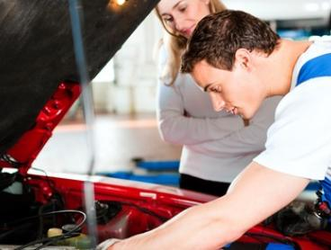 Car Engine Service and Safety Check ($49), or $149 with Transmission Service at Motorcraft Repairs (Up to $600 Value)