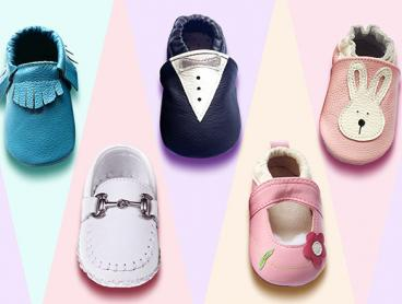 Footwear For Little Feet