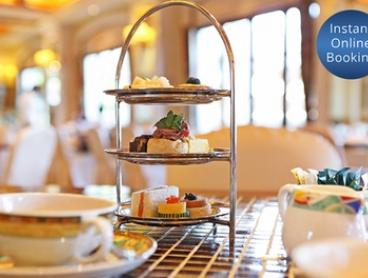 High Tea for Two ($35), Four ($65) or Six People ($95) at Knowledge Grounds Cafe (Up to $210 Value)