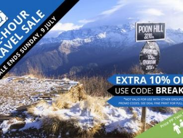 Nepal: $749 Per Person for a 12-Day Tour with Trek and Rafting Adventure with Himalayan Social Journey Trekking