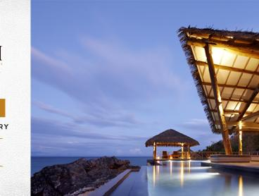 Indulge in 5 nights of all-inclusive, celebrity style luxury at the adults-only Tadrai Island Resort - Fiji.