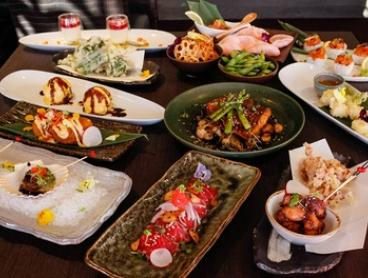 $59 for a 10-Course Ikigai - Reasons to Live Degustation for One Person at Kobe Jones (Up to $110 Value)