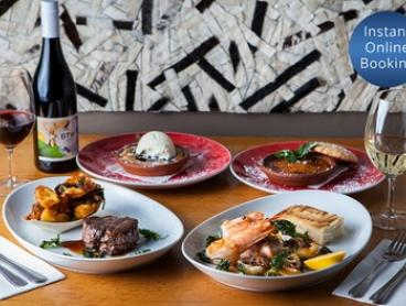 2-Course Dining for 2 with Drinks ($69) or Bottle of Wine ($79) at Toro Bravo Fortitude Valley (Up to $120.50 Value)