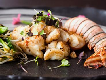 11-Dish 'Komorebi' Degustation for One, Two or Four People from Just $69. Optional Lobster Tail Upgrade Available from $88 (Valued Up To $756)