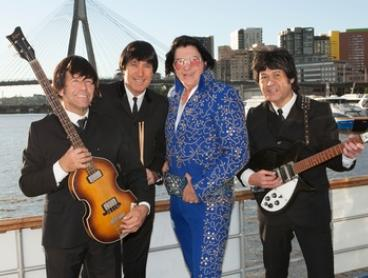 $49 for Beatles Meets Elvis Harbour Cruise and Three-Course Feast with Rhythmboat Cruises (Up to $99 Value)
