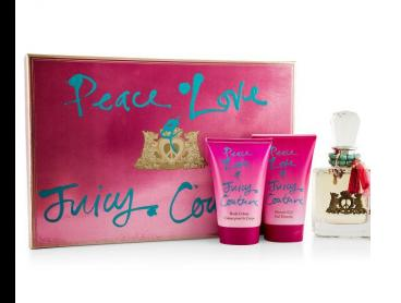 Juicy Couture Peace, Love 3-Piece Gift Set