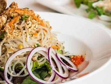 Vietnamese Six-Dish Whole Foods Tasting Menu at Iconic Eatery is $69 for Two People, or $138 for Four (Valued Up To $217.60)